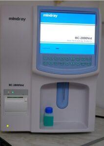 апарат за хематологични изследвания